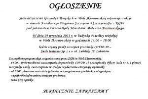 Miniaturka artykułu Festyn w Woli Skromowskiej